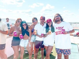 The Standard College Station's First Annual Crawfish Boil